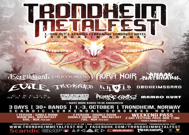 Thondheim Metal Fest