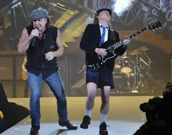 AC/DC Tampere