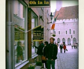 Oh la las in Tallinn