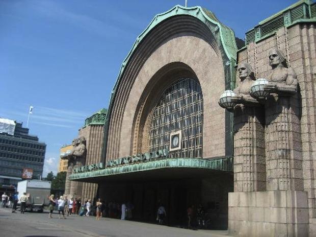 Helsinki Rautatientori