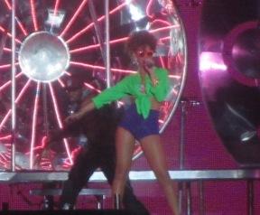 Rihanna in Helsinki