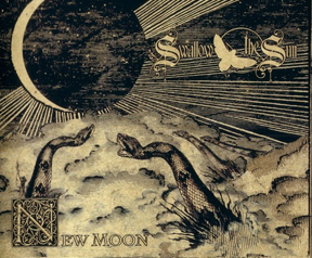 Swallow the Sun - New Moon album cover